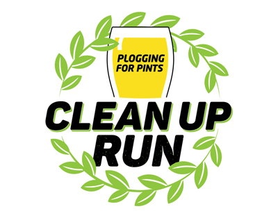 Clean Up Run - Plogging for Pints