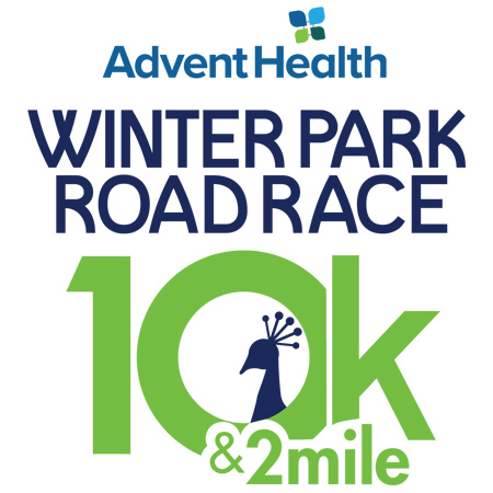 AdventHealth Winter Park Road Race 10k and 2 Mile