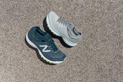 new balance double you schuhe, New Balance Sneakers mit Logo