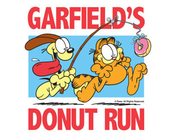 Garfield Virtual Running Series