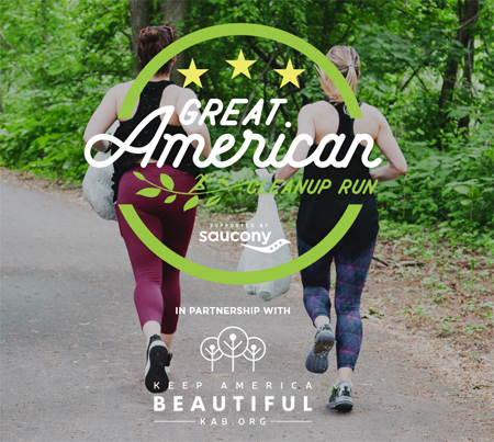 Great American Clean Up Run