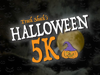 Track Shack's Halloween 5k & Kids' Run - 90% FULL