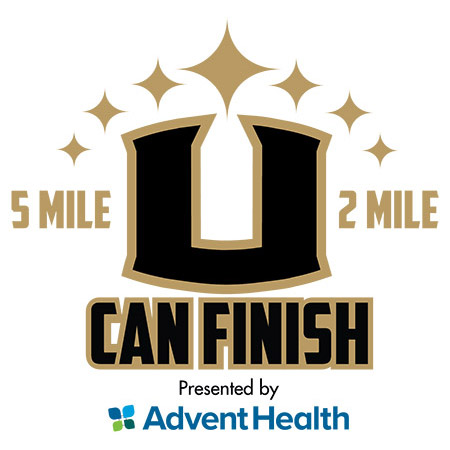 U Can Finish 5 Mile & 2 Mile Presented by AdventHealth